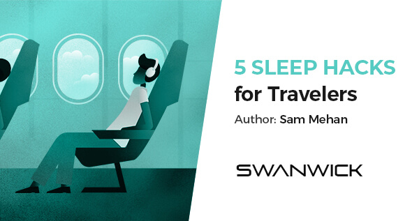 Sleep hacks for travelers