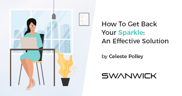 How To Get Back Your Sparkle: An Effective Solution