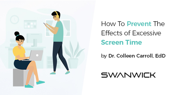 Prevent repetitive stress injuries from excessive screen time