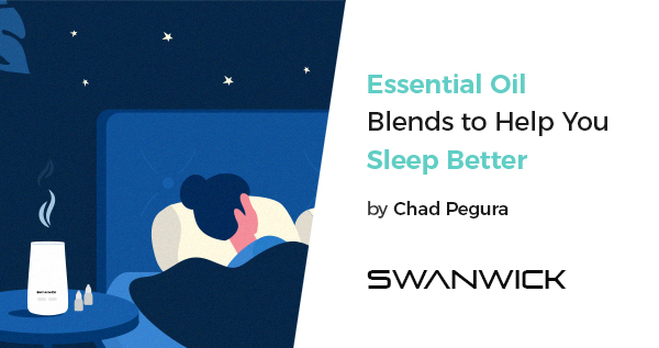 Essential Oil Blends to Help You Sleep Better