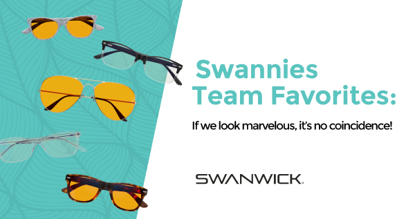 Swannies Team Favorites: If we look marvelous, it's no coincidence! (Part 3)