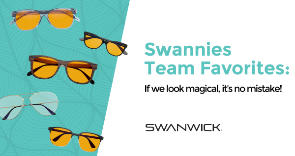 Swannies Team Favorites:  If we look magical, it's no mistake! (Part 2)