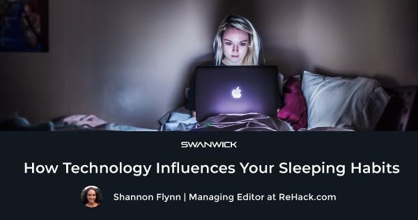 How Technology Influences Your Sleeping Habits